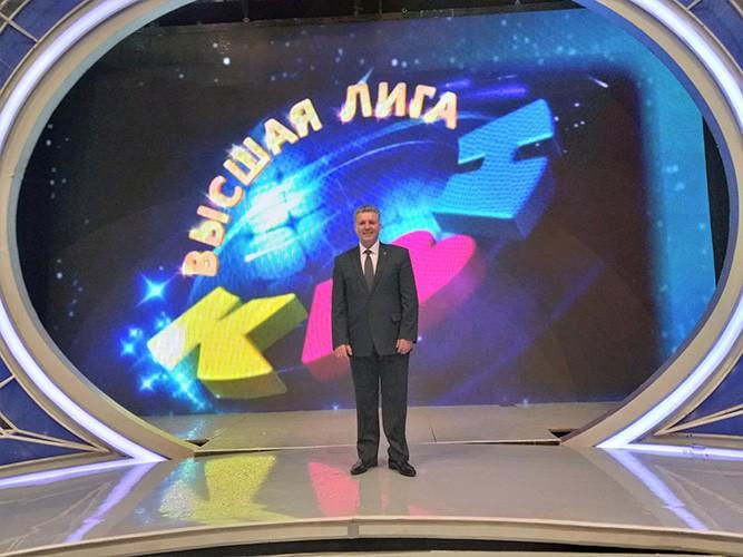 Выступление иркутской команды-победителя «Раисы» в финале Высшей Лиги КВН-2018 появилось в сети (видео)