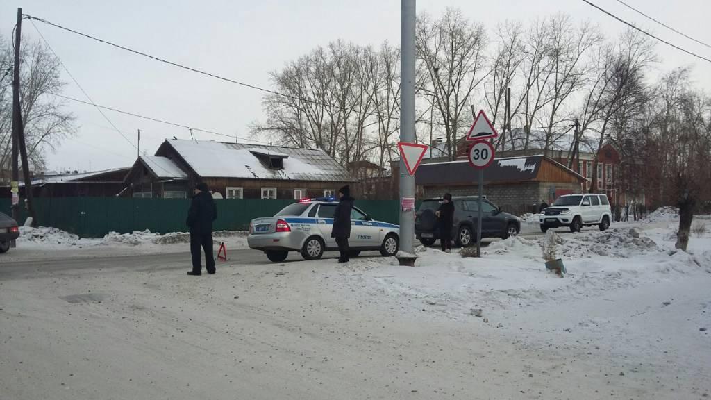 В Вихоревке 10-летний ребенок попал под колеса «Тойоты»