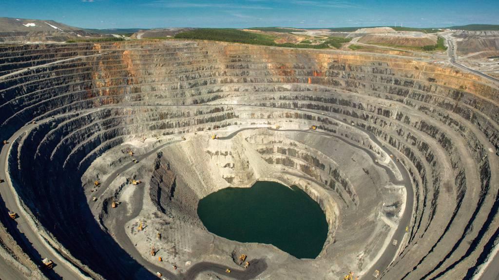 Крупнейшее в мире месторождение золота находится в Иркутской области