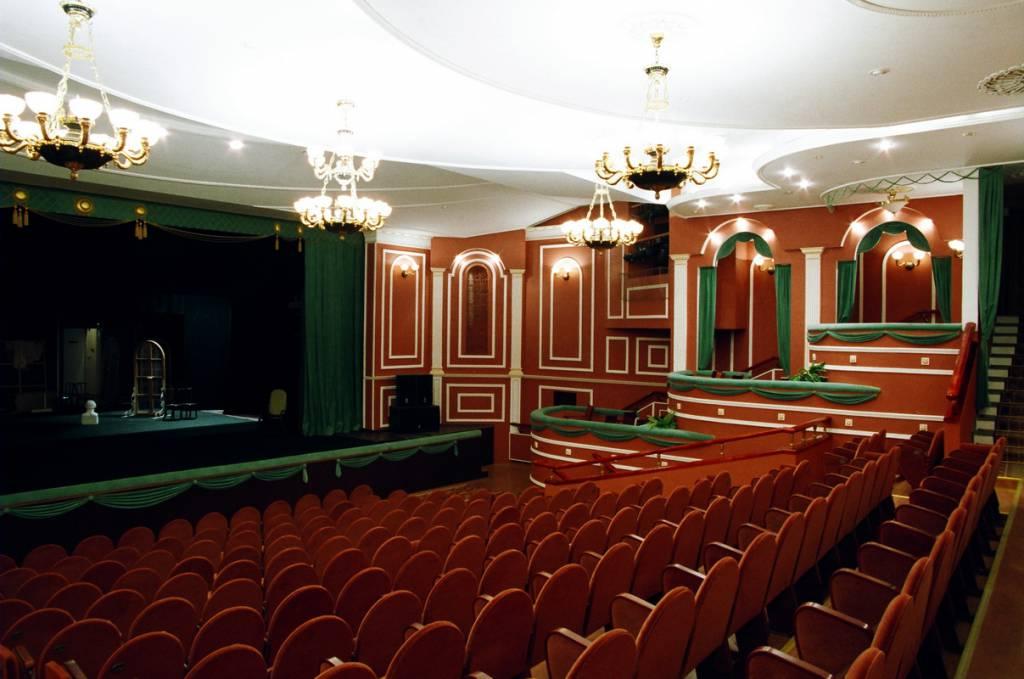 В Братском драматическом театре появится современная механика сцены