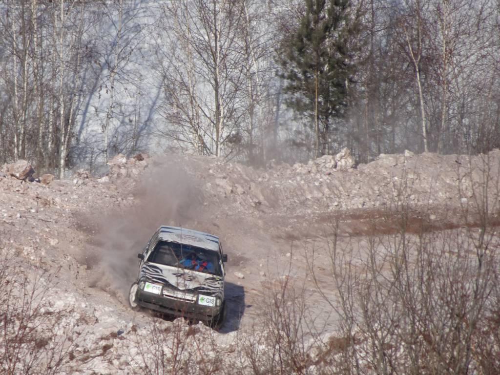 В Братске прошел очередной этап чемпионата города по автокроссу (фото, видео)