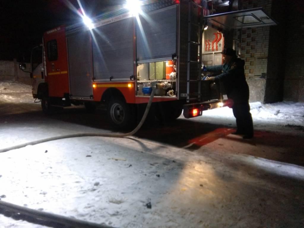 В Братске подожгли многоэтажку? Более 50 жильцов многоквартирного дома эвакуировали сегодня ночью