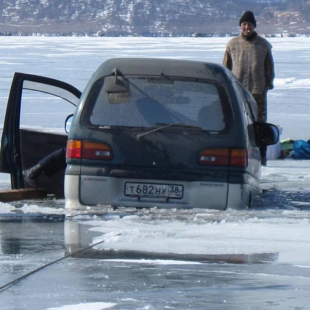 Байкал прекрасен и … опасен (фото)
