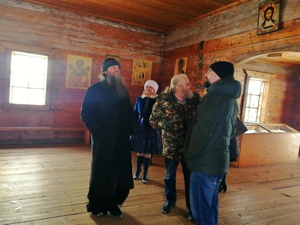 Протоиерей из Москвы Артемий Владимиров прибыл в Братск (фото)