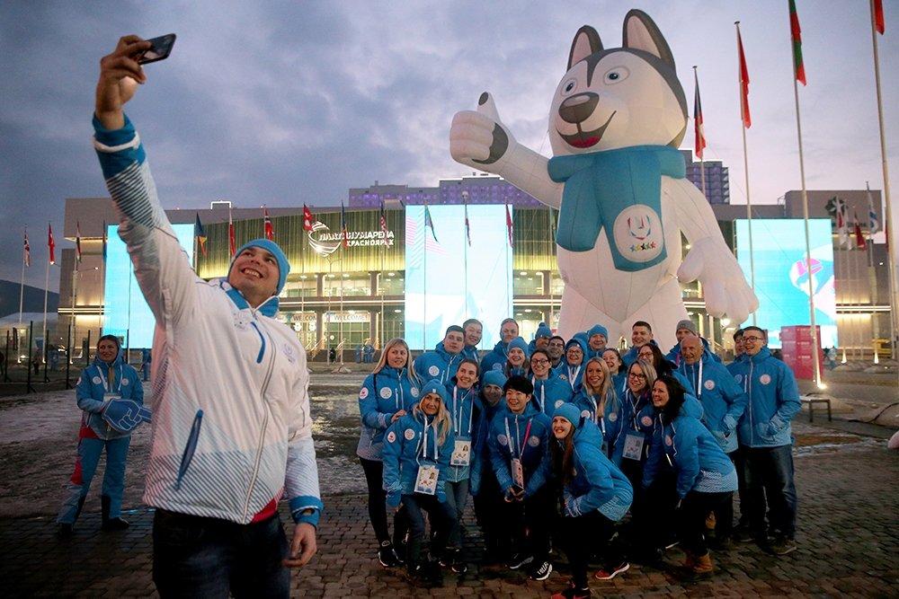 В Красноярске стартовала XXIX Всемирная зимняя универсиада (видео)