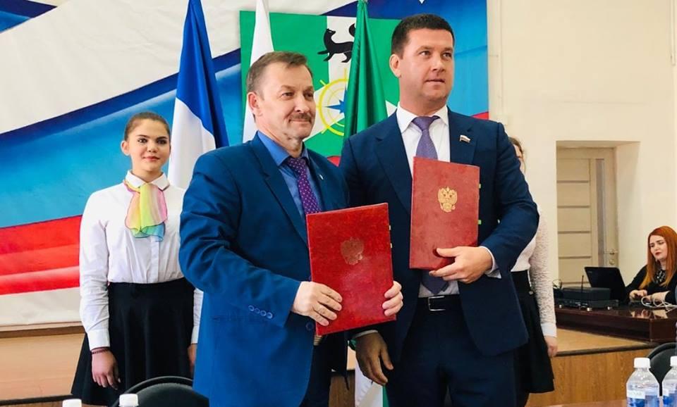 Андрей Чернышев посетил Киренский район (дополнено)