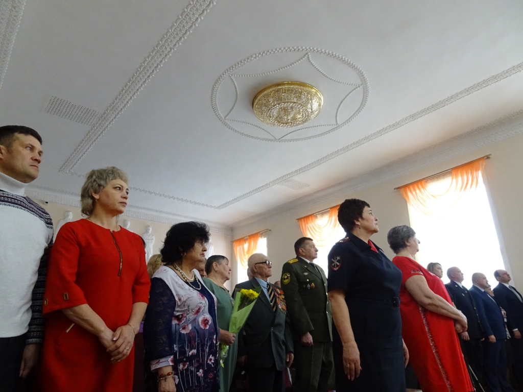 Андрей Чернышев поздравил ветеранов органов внутренних дел