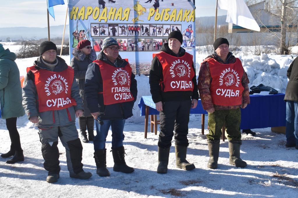 """В Киренске прошла """"Народная рыбалка"""" (фото, видео)"""