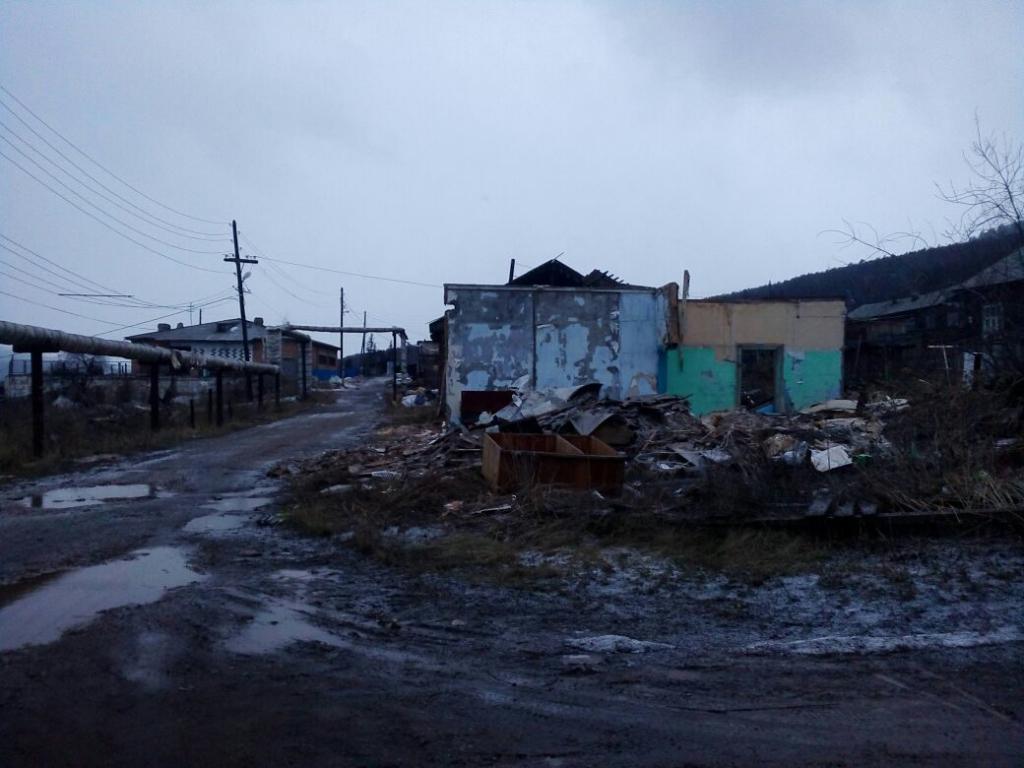 Усть-Кут. Исчезнут ли расселенные бараки с городских улиц?
