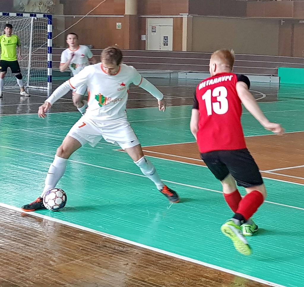 В Братске прошел XXI открытый турнир по мини-футболу памяти капитана Андрея Жданова