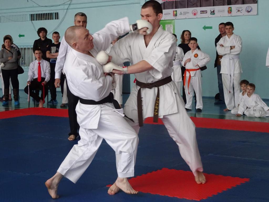 Братчане стали лидерами на областном турнире по каратэ (фото)