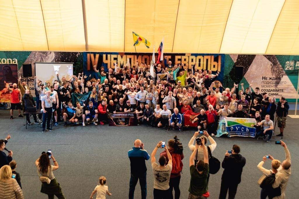 Атлеты из Усть-Кута приняли участие в Чемпионате Европы по русскому жиму (фото, видео)