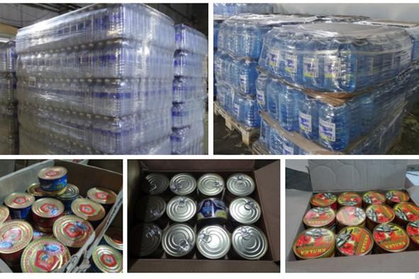 Фонд Андрея Чернышева оказывает необходимую помощь жителям затопленного Тулуна и поселений Чунского района