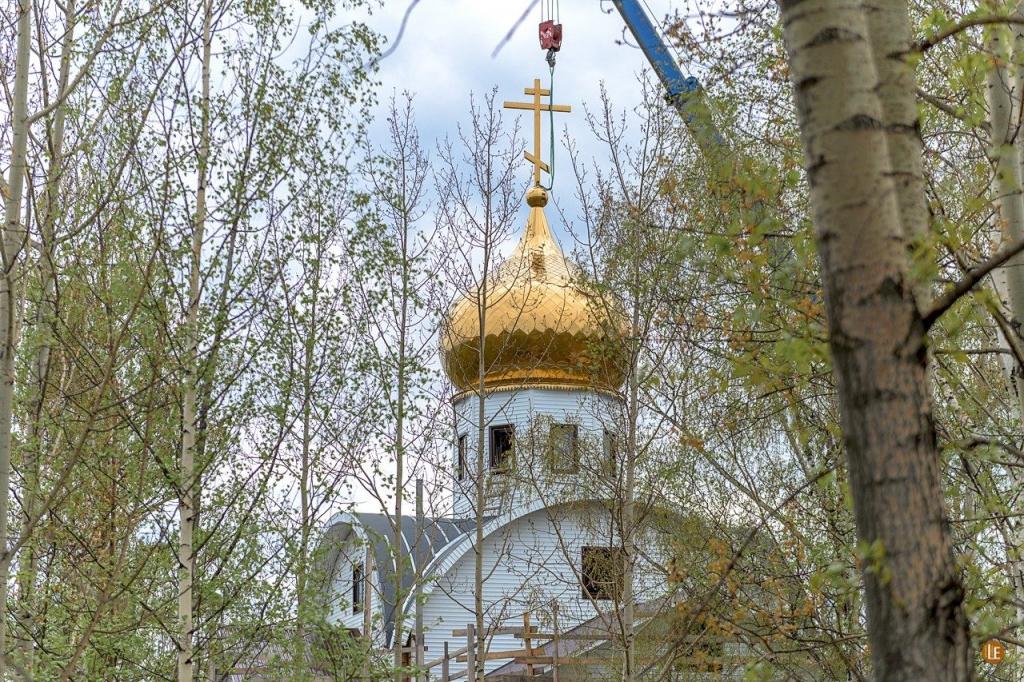 На частные деньги. К вопросу о строительстве храма в Усть-Илимске