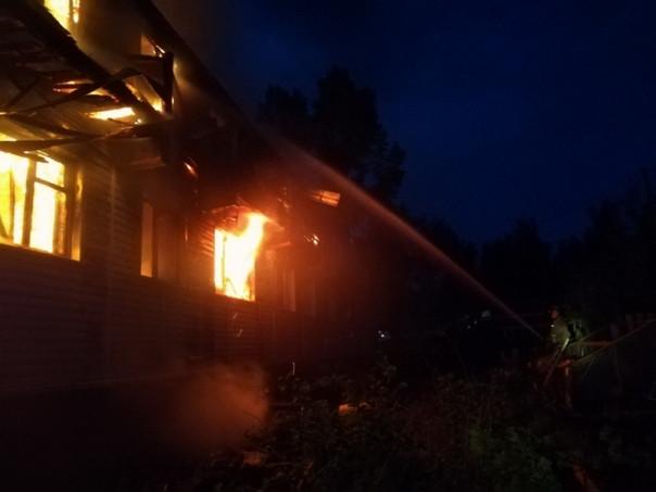 Не остаться в стороне. Устьилимцы могут помочь жителям сгоревшего дома