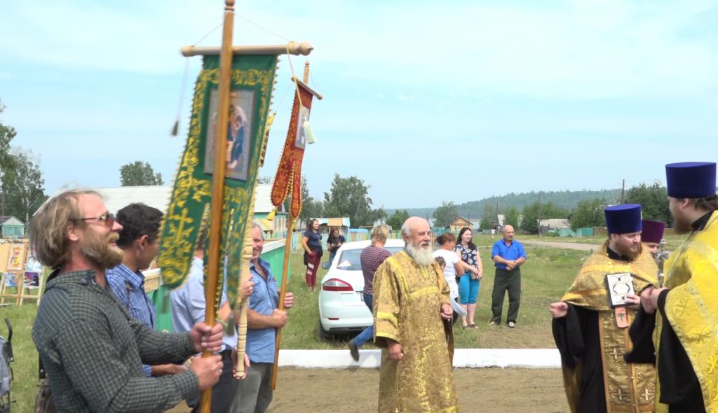 В селе Александровка появится новый храм (фото)