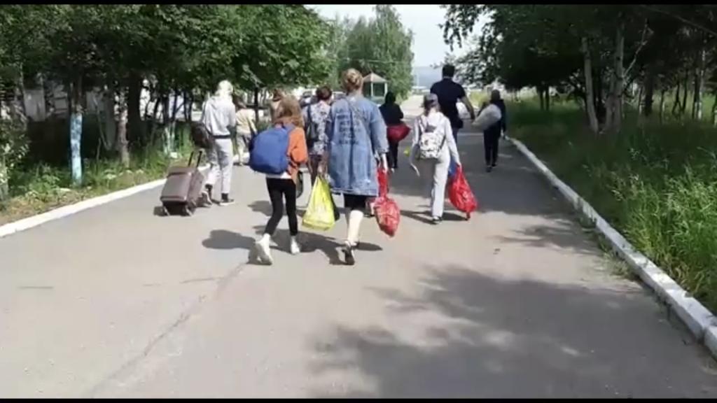 В санатории «Усть-Кут» проходят реабилитацию дети из затопленных районов Иркутской области