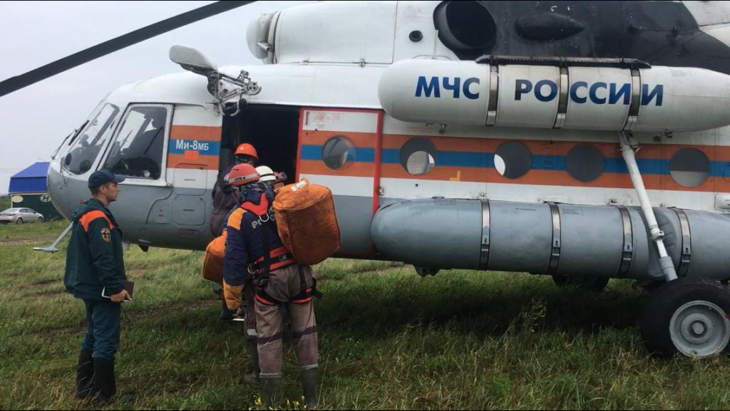 В Иркутской области из-за повышения уровня воды в реках было эвакуировано более 1 тысячи человек (видео)
