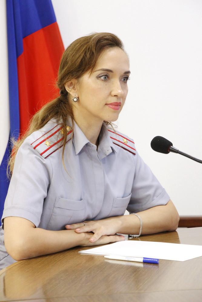 Лучший психолог уголовно-исполнительной системы Иркутской области работает в Братске