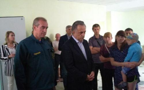 Виталий Мутко посетил санаторий «Братское взморье»