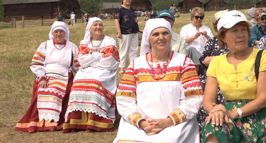 """""""Ангарская деревня"""" отметила 40-летний юбилей (фото)"""