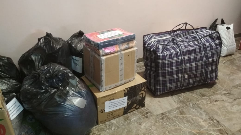 Помочь всем миром. Усть-Кут отправил помощь пострадавшим от наводнения