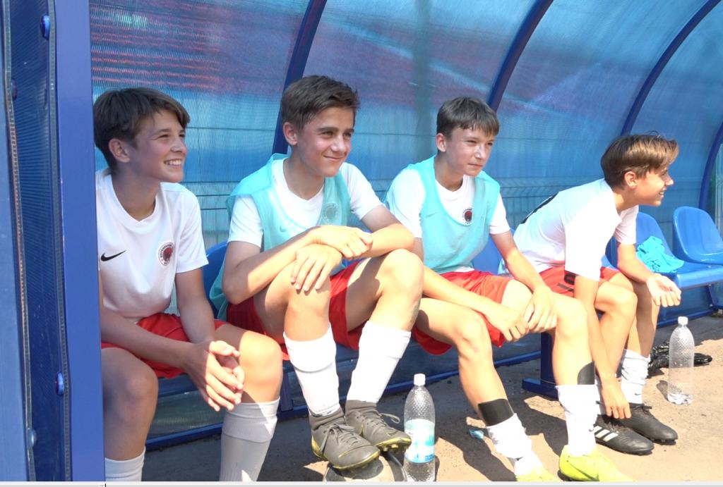 Братские футболисты вышли в финал Первенства России