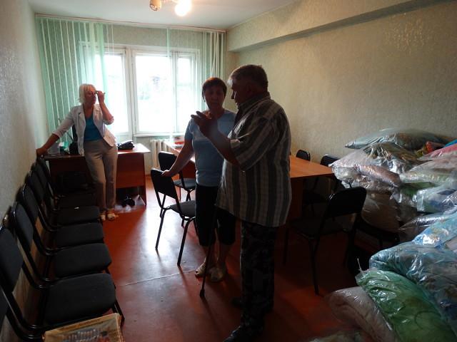 Фонд Андрея Чернышева продолжает оказание помощи жителям районов, пострадавших от наводнения