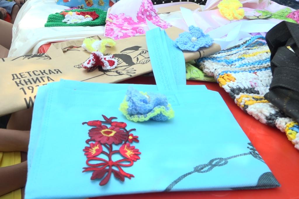 Международный день отказа от использования пластиковых пакетов отмечают в Братске