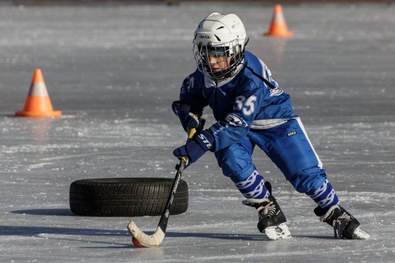 Праздник для любителей русского хоккея. «Байкал-Энергия» отмечает юбилей!