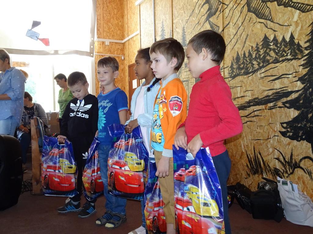 Наши победители! В Братске прошел праздник для детей с ограниченными возможностями здоровья