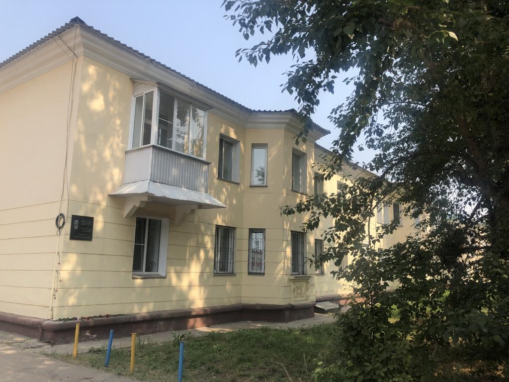 В Усть-Куте открыта мемориальная доска Александру Конотопцу
