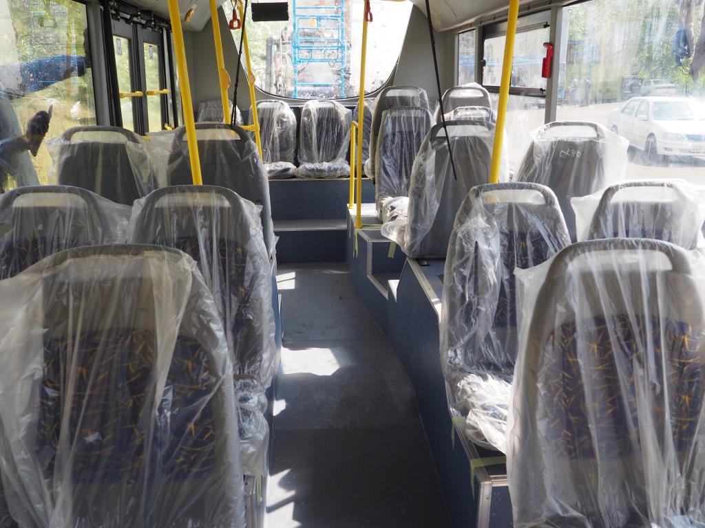 Только с конвейера. В Братск доставили три новых троллейбуса