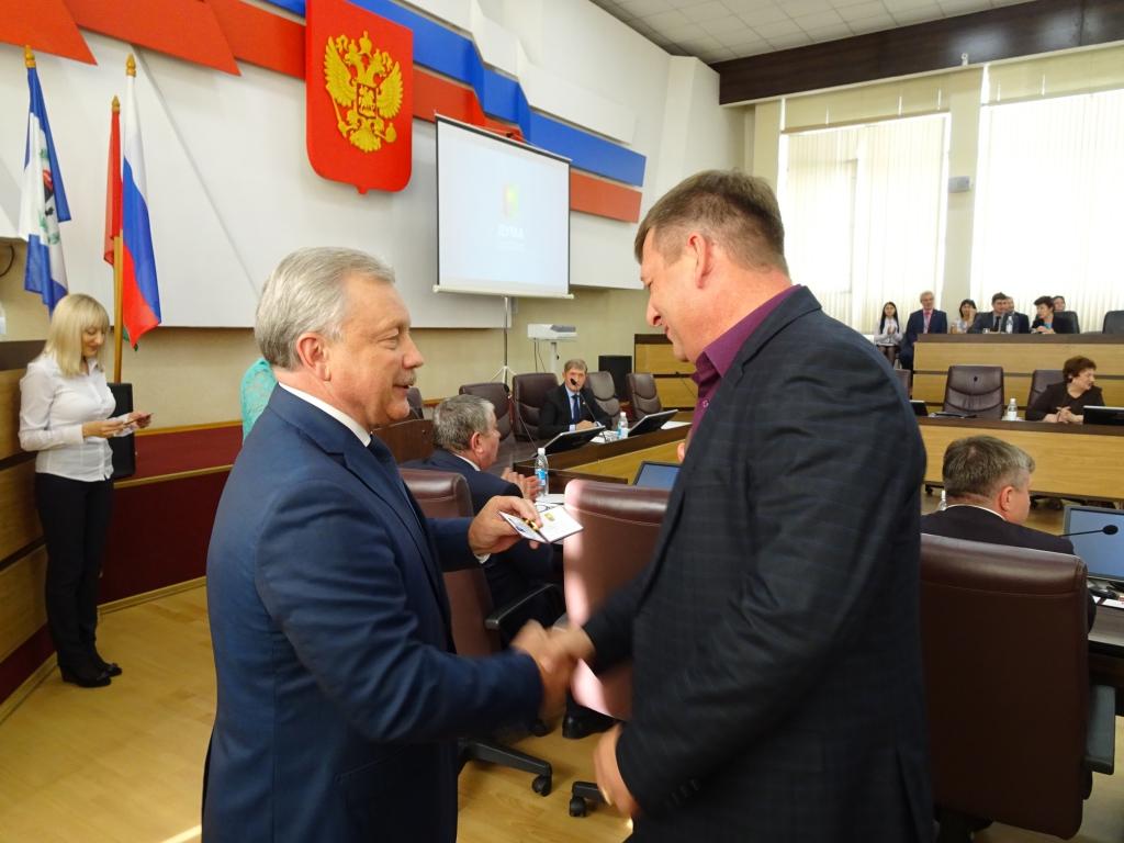 Дума Братска определилась (фото, видео)