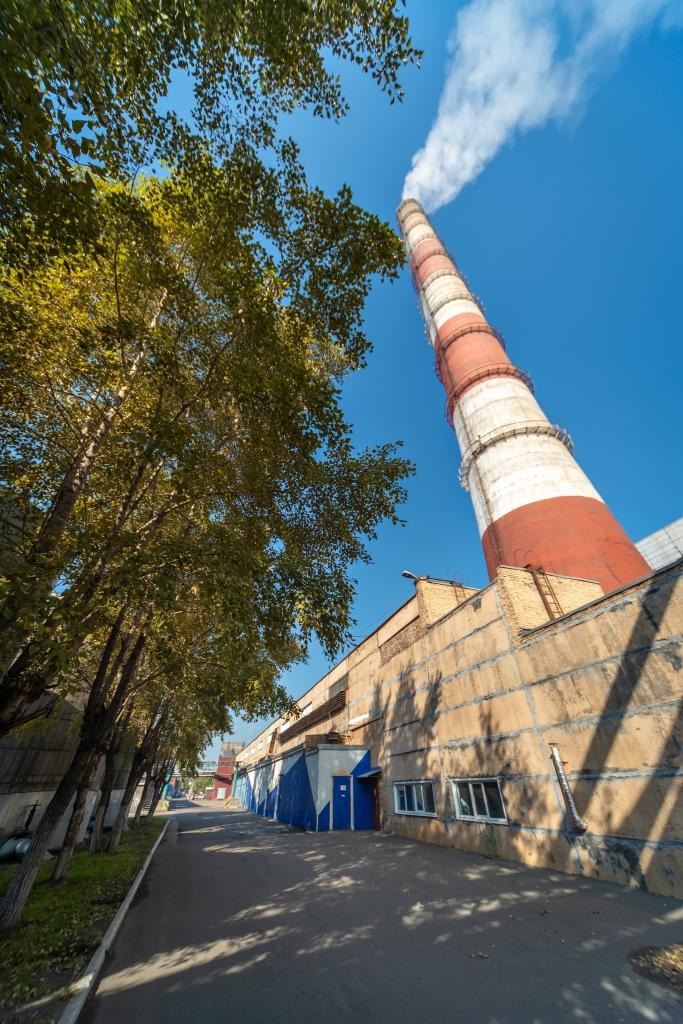 Как вырабатывают тепло и электроэнергию? Журналисты побывали на ТЭЦ-6 города Братска (фото)