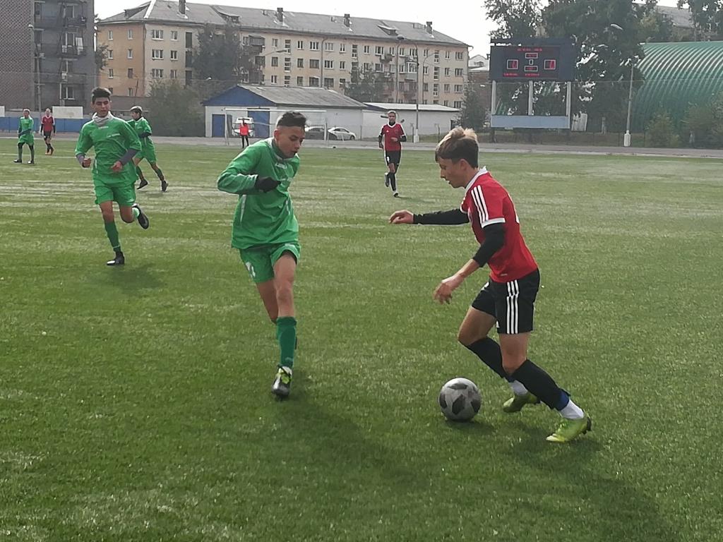 Вернем болельщиков на стадионы! Братск принимает финал первенства России по футболу