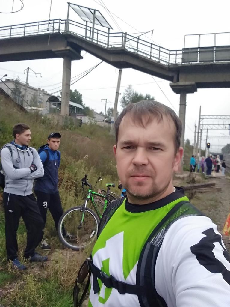 60 километров на велике – легко! В Усть-Куте закрыли велосезон