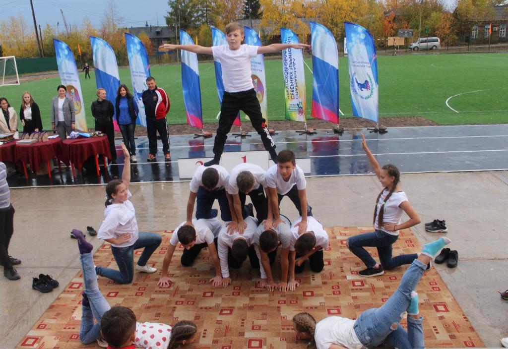 Впервые за много лет команда из Усть-Кута заняла 1 место в спартакиаде Северных территорий (фото)