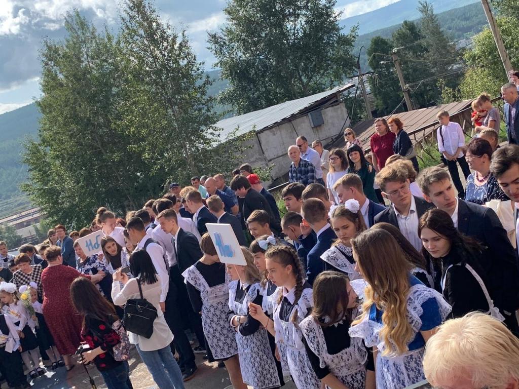 Взят курс - на успех! В школы Усть-Кута пошли более 650 первоклассников
