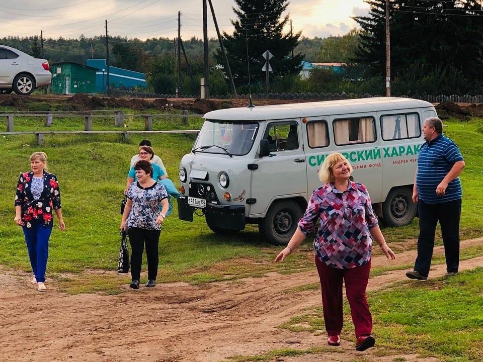 Андрей Чернышев встретился с жителями Усть-Удинского района (фото)