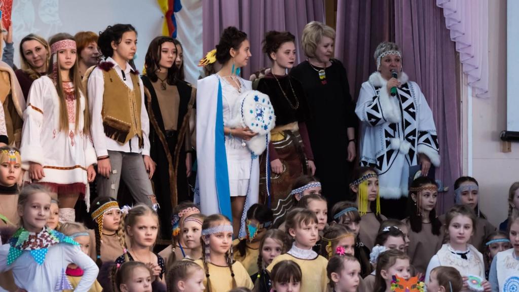 Елена Прекрасная! Педагог из Братска - в финале конкурса на премию губернатора (фото)