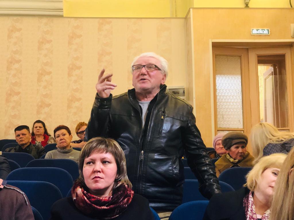 Андрей Чернышев: Сократить отток населения из Северных районов и обеспечить комфортные условия проживания – государственная задача