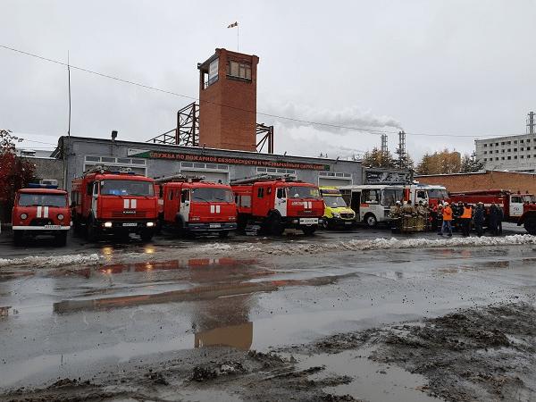 Быть готовыми! Усть-Илимск принял участие во всероссийской штабной тренировке по гражданской обороне (фото)