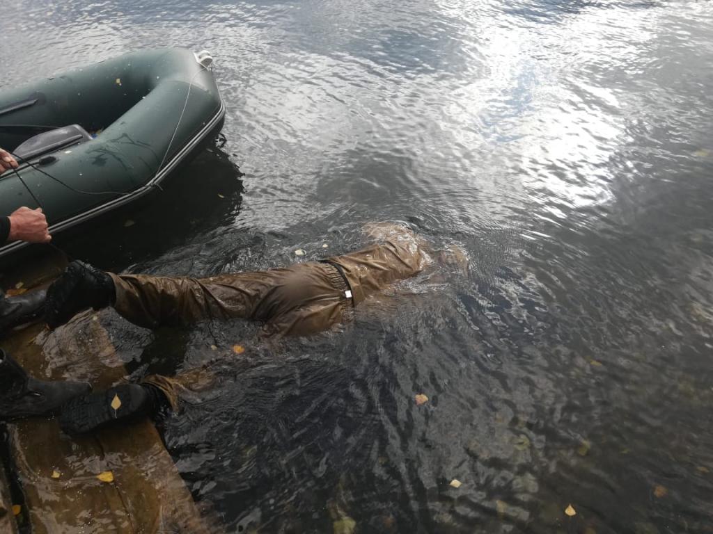 С рыбалки не вернулся. В Усть-Илимском районе утонул человек