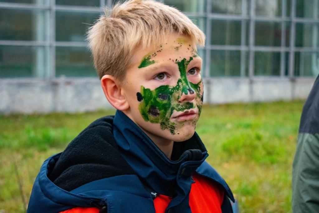 Игры не для детей, а для настоящих разведчиков (фото)