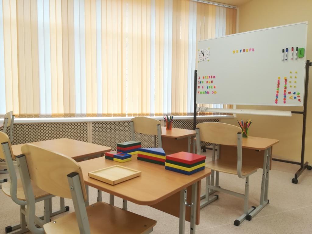 В Братске открыли детский инклюзивный образовательный центр (фото)