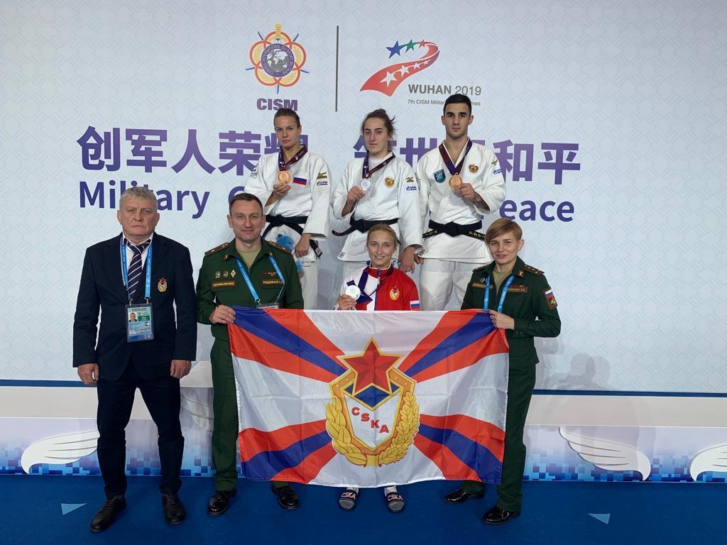 Братчанка Ирина Долгова завоевала серебряную медаль на VII Всемирных военных играх (фото)