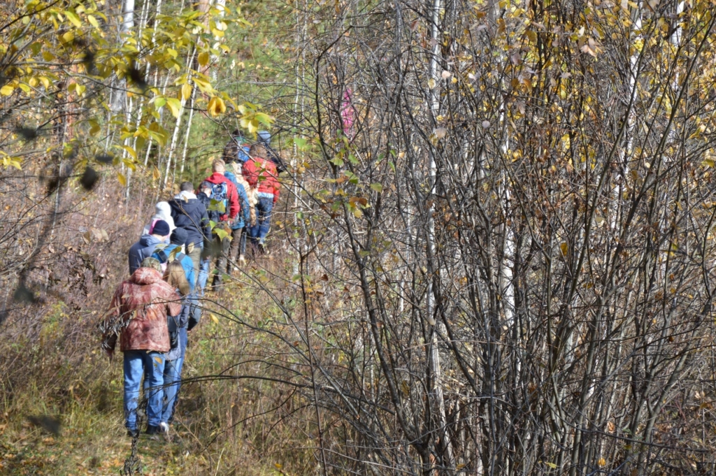 Шагом марш! Усть-Илимск принял участие во Всероссийском Дне ходьбы (много фото)
