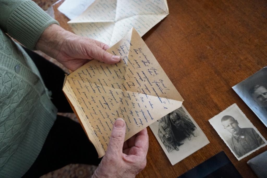 «Здравствуй, родная! Окончился бой…» Копии фронтовых писем станут частью мемориального комплекса «Дорога Памяти»