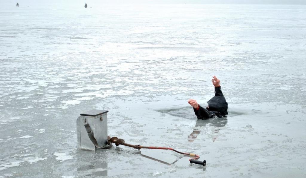 Сомнительное превосходство. Усть-Илимский район признан одним из самых опасных мест для зимней рыбалки